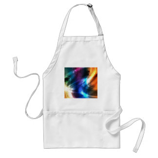 Abstract Colourful Vector Background Graphic BOHEK Apron