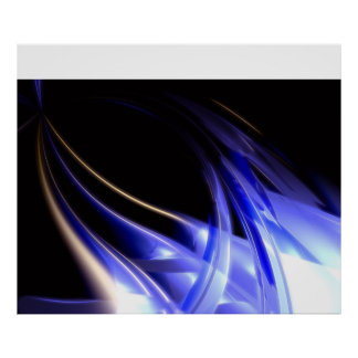 Abstract composition 272 poster