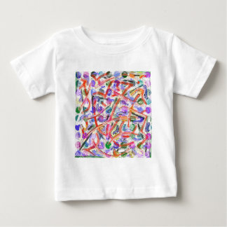 Abstract Composition Baby T-Shirt