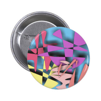Abstract Composition Pins