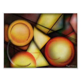 Abstract_Composition Poster