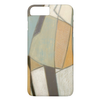 Abstract Composition with Muted Colors iPhone 7 Plus Case