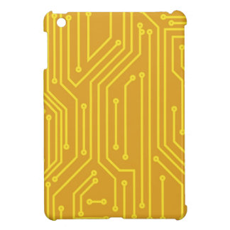 Abstract computer equipment cover for the iPad mini