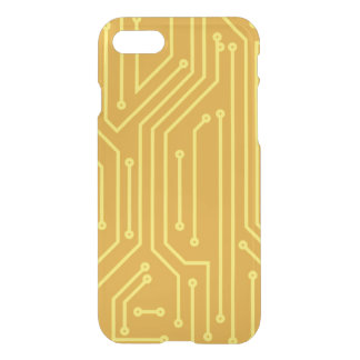 Abstract computer equipment iPhone 8/7 case