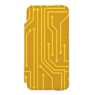 Abstract computer equipment incipio watson™ iPhone 5 wallet case