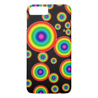 Abstract computer generated iPhone 7 plus case