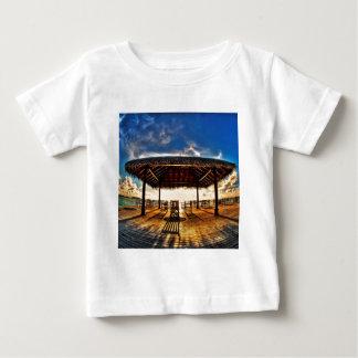 Abstract Cool Boardwalk Exposure Tshirt