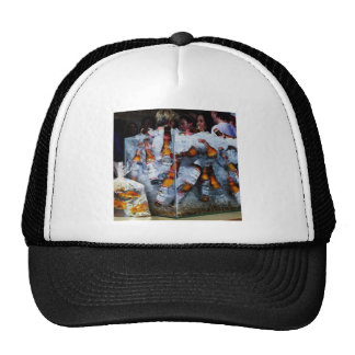 Abstract Cool Bud Party Trucker Hat