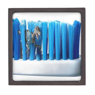Abstract Cool Dino Brush Premium Gift Boxes