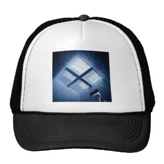 Abstract Cool Sky Light Trucker Hat