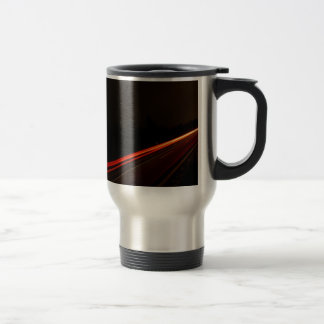 Abstract Cool Spark Another Light Mug