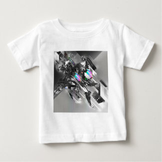 Abstract Cool Transformation Robotics Baby T-Shirt