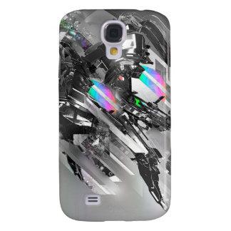 Abstract Cool Transformation Robotics Samsung Galaxy S4 Cover