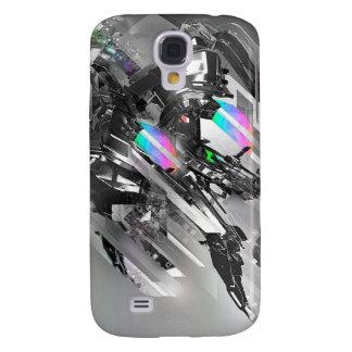 Abstract Cool Transformation Robotics Galaxy S4 Cover