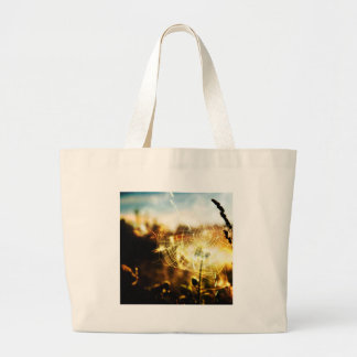 Abstract Cool Wheat Webs Of Fire Canvas Bags