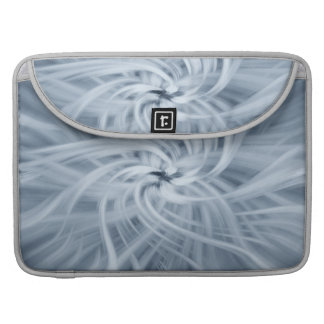 Abstract Cosmic Blue Misty Star Sleeve For MacBook Pro