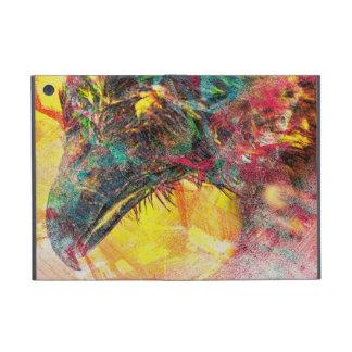 Abstract CostaRican Eagle aka Crazeagle iPad Mini Case