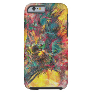Abstract CostaRican Eagle aka Crazeagle Tough iPhone 6 Case