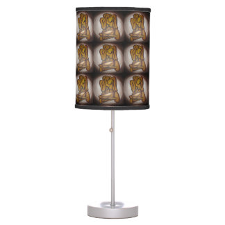 Abstract Couple Lamps