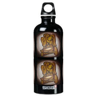 Abstract Couple SIGG Traveler 0.6L Water Bottle