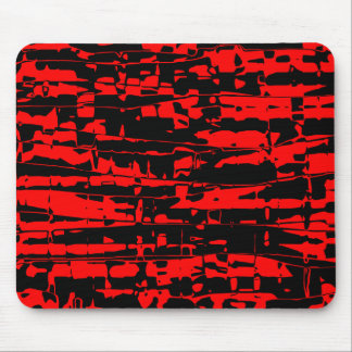 Abstract Crackle Mouse Pad