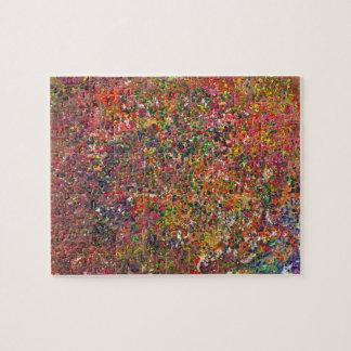 Abstract - Crayon - A Genuine Fiasco Puzzle