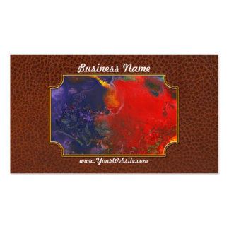 Abstract - Crayon - Andromeda Double-Sided Standard Business Cards (Pack Of 100)