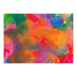 Abstract - Crayon - Melody Personalized Invite