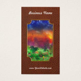 Abstract - Crayon - Utopia Business Card