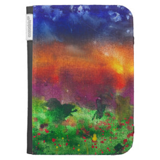 Abstract - Crayon - Utopia Cases For Kindle