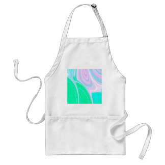 Abstract Creation Adult Apron
