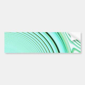 Abstract Creation Bumper Sticker