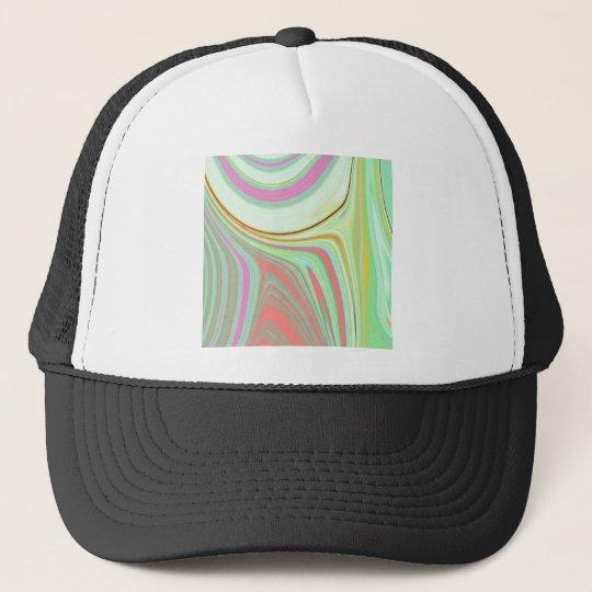 Abstract Creation Trucker Hat