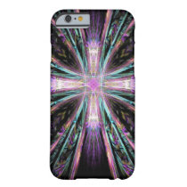 Abstract cross art iPhone 6 case