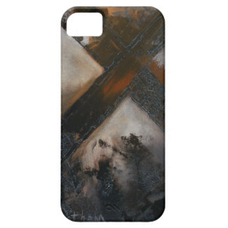 Abstract Cross iPhone 5 Cases