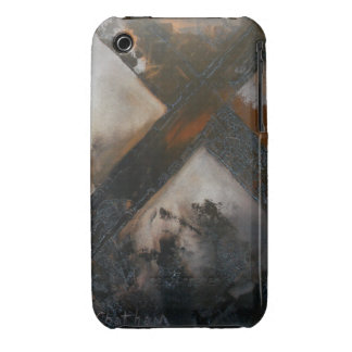 Abstract Cross iPhone 3 Case