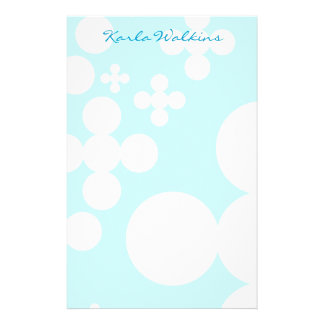 Abstract cross Stationery