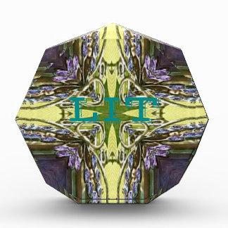 """Abstract Cross Trending """"LIT"""" Slang Spirituality Award"""