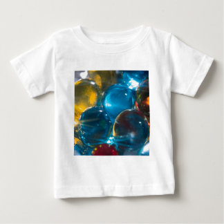 Abstract Crystal Reflect Bejewelled Baby T-Shirt