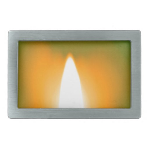 Abstract Crystal Reflect Candle Belt Buckles