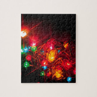Abstract Crystal Reflect Decorations Jigsaw Puzzle