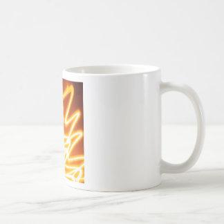 Abstract Crystal Reflect Dreadlocks Mug