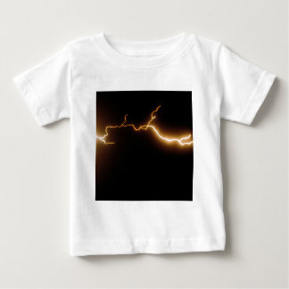 Abstract Crystal Reflect Electro Baby T-Shirt