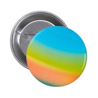 Abstract Crystal Reflect Half Rainbow Pins