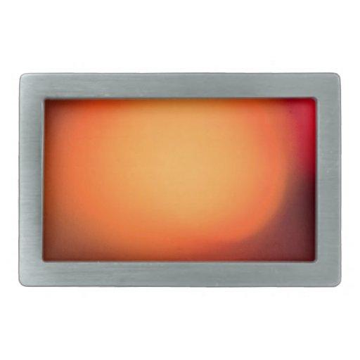 Abstract Crystal Reflect Headlights Belt Buckles