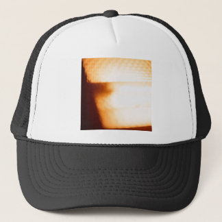 Abstract Crystal Reflect Hot Stuff Trucker Hat