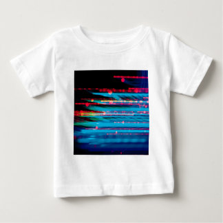 Abstract Crystal Reflect Info T-shirt