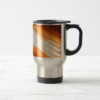 Abstract Crystal Reflect Light Shine Coffee Mugs