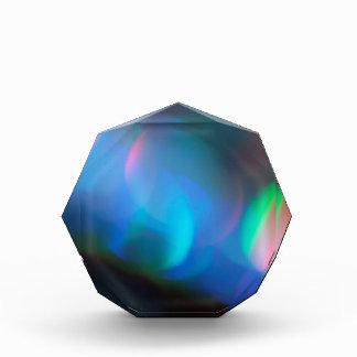 Abstract Crystal Reflect Lightsaber Award