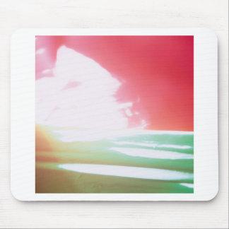 Abstract Crystal Reflect Mixers Mouse Pad